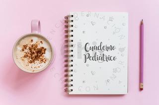 Cuaderno Pediatrico Imprimible (pdf) B/n - Chic
