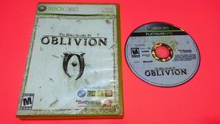 The Elder Scrolls 4 Oblivion Xbox 360