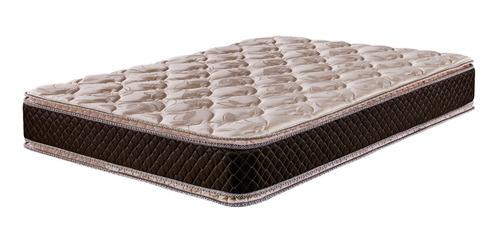 Colchon Cannon Exclusive Doble Pillow 140x190 + Envio Pais