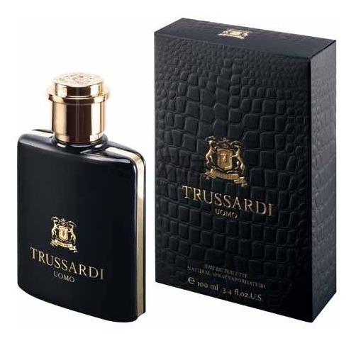Perfume Trussardi Uomo 100ml Eau De Toilette Luxo Italiano!!