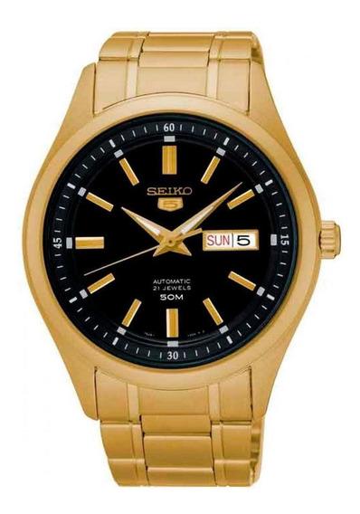 Relógio Seiko Masculino Automático Snkn98b1 P1kx