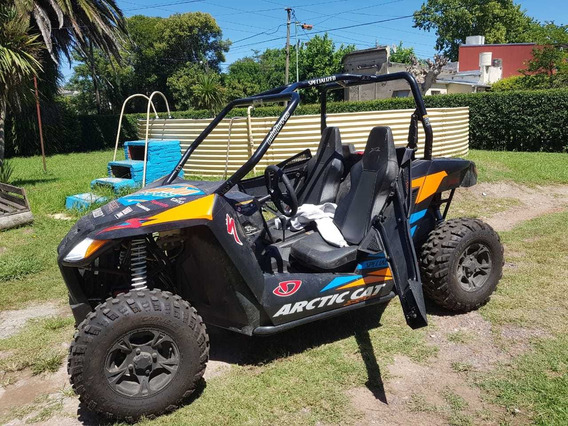 Utv Arctic Cat Wildcat 700 Con Trailer