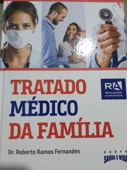 Livro Tratado Médico Da Família (realidade Aumentada).