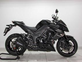 Kawasaki Z 1000 - 2012 Preta - Baixo Km