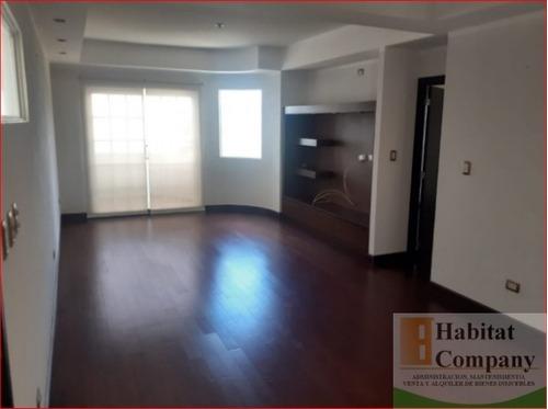 Rento Apartamento En Zona 16