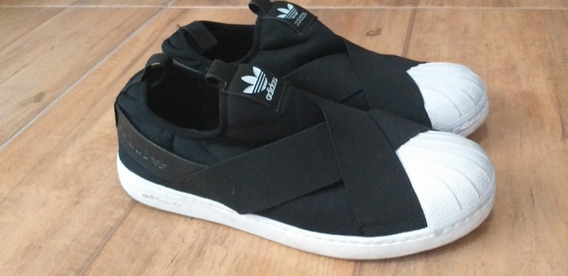 Tênis adidas Slipon W Preto