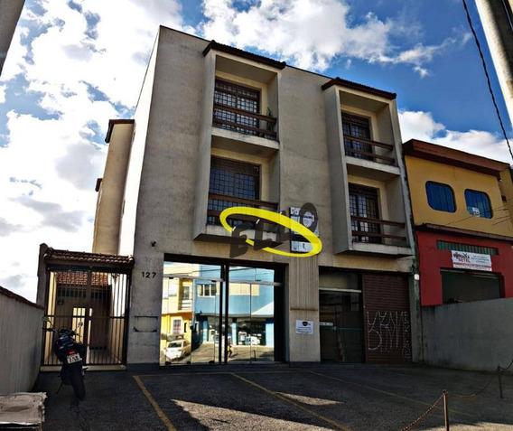 Salão Para Alugar, 100 M² Por R$ 3.500/mês - Jardim Nomura - Cotia/sp - Sl0147