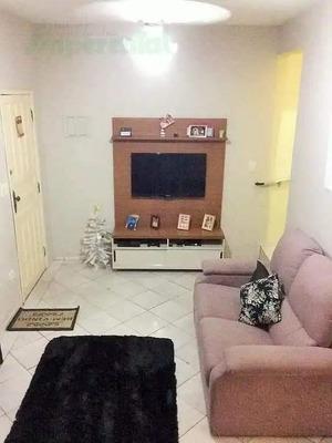 Casa Em Parque São Vicente, São Vicente/sp De 75m² 2 Quartos À Venda Por R$ 244.000,00 - Ca221486