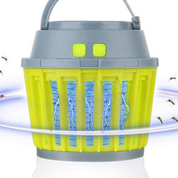 Mini Mosquito Lâmpada Elétrico Sensor Noite Luz Led Inseto M