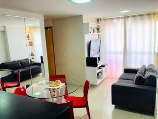 Apartamento Com 3 Quartos -1 Suíte À Venda, 64 M² Por R$ 265.000 - Maceió/al - Ap0485