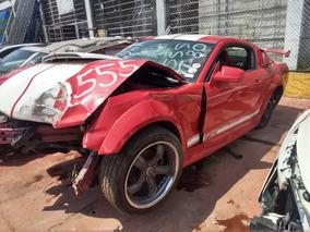 Ford Mustang Para Reparar O Desarmar