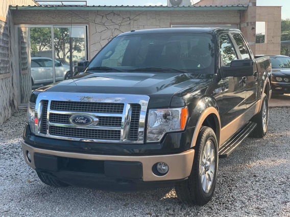 Ford Lobo 3.5 Lariat Cabina Doble 4x4 Mt 2011
