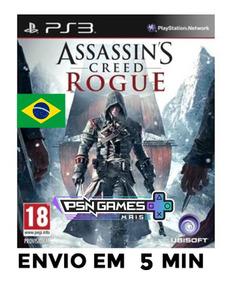 Assassins Creed Rogue Ps3 Psn Envio Agora