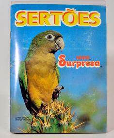 Álbum Nestlé Surpresa - Sertões - Completo - Item 03