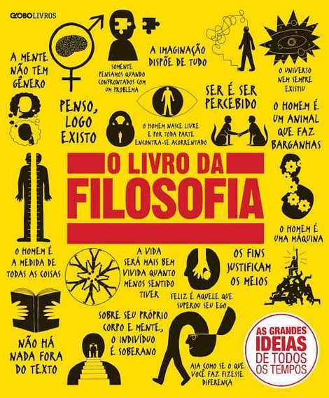O Livro Da Filosofia Globo