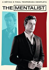 The Mentalist 1ª A 7ª Temporadas Dublado E Legendado 34 Dvds