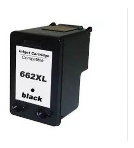 Kit Cartucho 1 662 Preto E 1 662 Color Xl Compatível