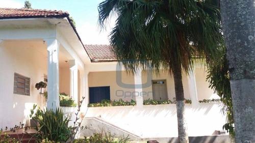 Imagem 1 de 21 de Chácara Residencial À Venda, Jardim Morada Do Sol, Indaiatuba. - Ch0004