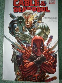Comic Cable & Deadpool