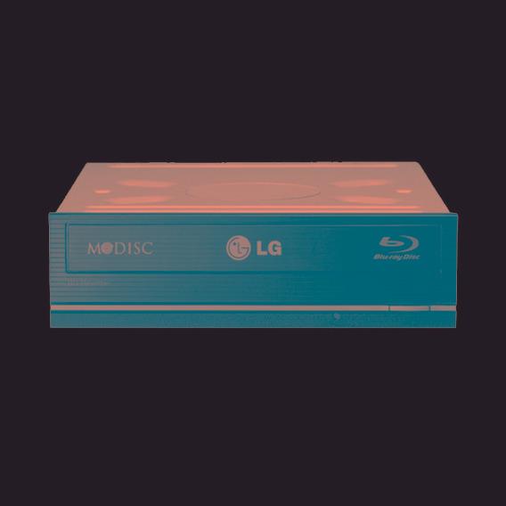 Gravador Interno - Sata - Blu-ray - Dvd/cd - Lg - Preto - Wh14ns40