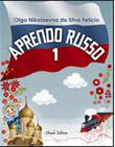 Imagem 1 de 1 de Aprendo Russo - Vol. 1