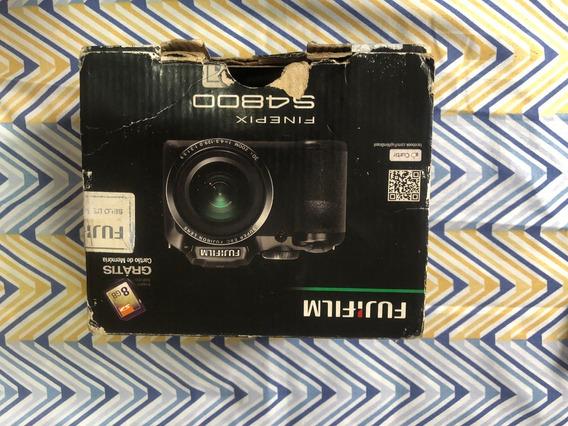 Câmera Fujifilm Finepix S4800 Semi-profissional 16mp