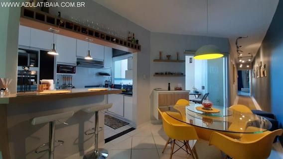 Casa Mobiliada A Venda Em Atibaia, Região Jardim Paulista Gleba C - Ca00607 - 34490137