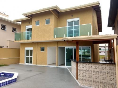 Casa De Alto Padrão Em Condomínio Fechado Ref. 6209 M H