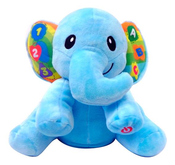 Win Fun Peluche Elefante Aprende Conmigo