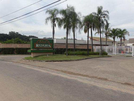 Reserva De São Carlos| Terreno 650m Terraplanagem |6874 - V6874