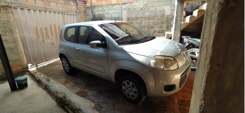 Imagem 1 de 4 de Fiat Uno 2012 1.0 Vivace Flex 3p