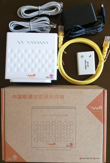 Modem Con Router Wi-fi Cantv Marca Zte Oferta 30vrdes