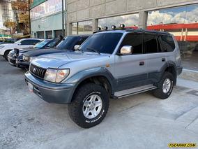 Toyota Prado Automatico