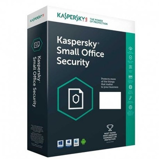 Kaspersky Small Office Securityv6 5equipos+5moviles+1 Server