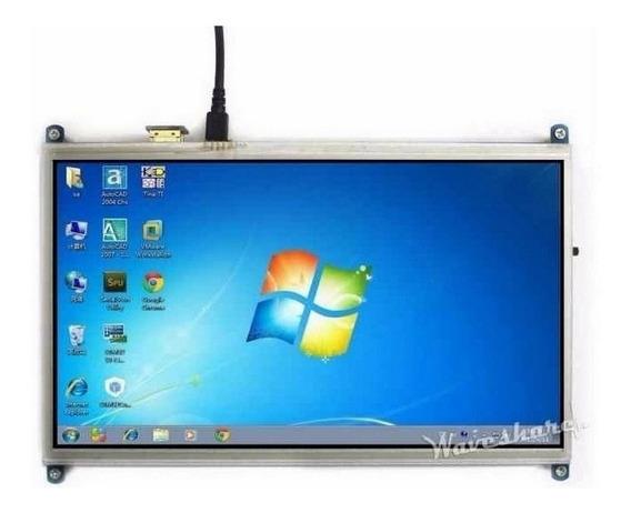Pantalla Tactil Raspberry Pi Lcd Touch 10 1024*600 Hdmi Mona