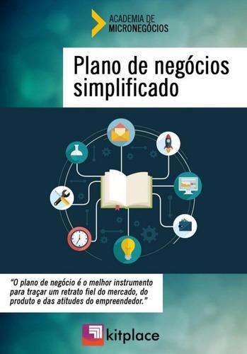 Imagem 1 de 1 de E-book Planejamento De Negócios - O Seu Manual Empreendedor