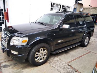 Explorer Limited 2010 Negra