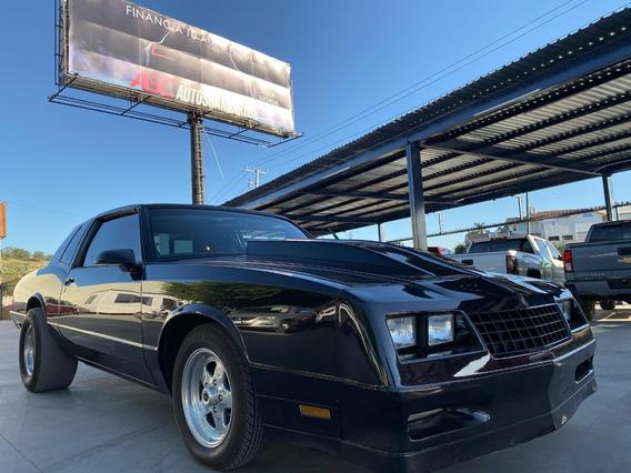 Chevrolet Montecarlo Ss 1985