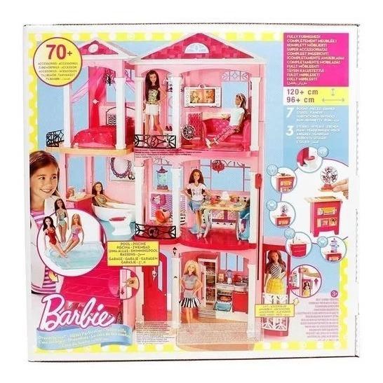 Casa Da Barbie 3 Andares House Dreamhouse