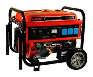 Grupo Electrógeno Nafta 3000watts 3kva 4t Autonomía 10hs