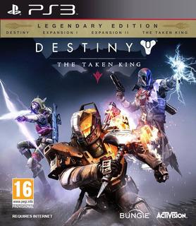 Destiny: The Taken King Legendary Edition, Ps3