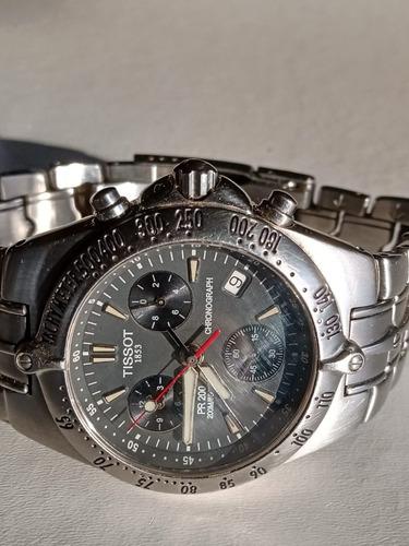 Relogio Tissot Pr 200 Cronograph Lindo