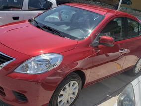 Nissan Versa 2012 1.6 Sense At Tinto