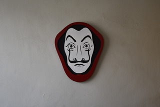 Decoración De Casa De Papel