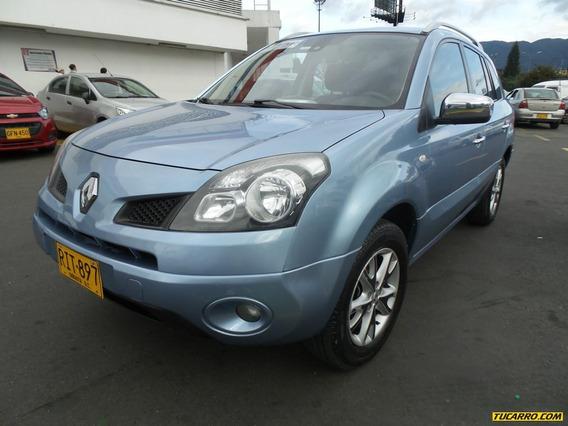 Renault Koleos Dynamique Mt 2500 Aa Ab
