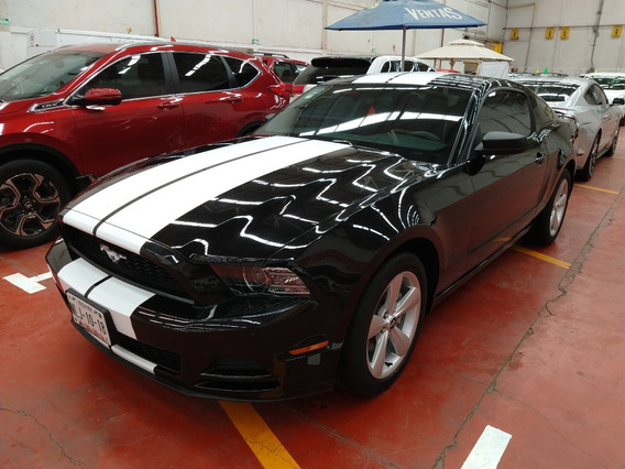Ford Mustang V6 3.7 Aut 2014