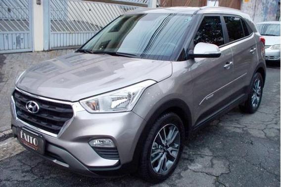Hyundai Creta Pulse 1.6 Flex Automatica Prata 2017