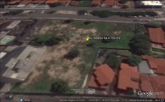 Terreno À Venda, 4752 M² Por R$ 17.600.000 - Papicu - Fortaleza/ce - Te0109