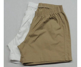 Kit 8 Shorts Bermuda Feminina Plus Size Tamanhos Maiores