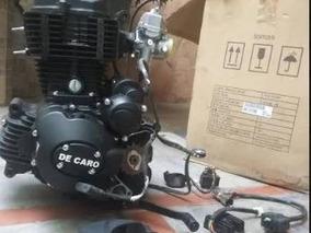 Motor Nuevo De Caro 200 Cc